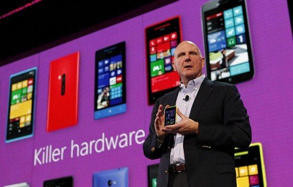 Windows Phone 2018 yılında bakın % kaç pazar payına ulaşacak