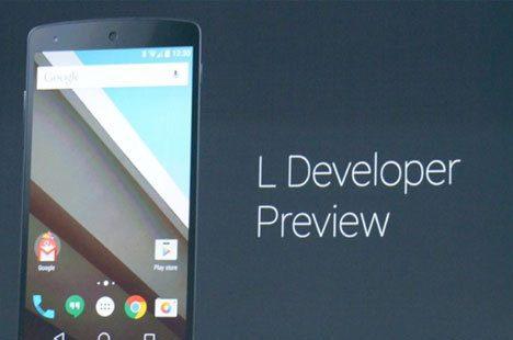 Geleceğin Google işletim sistemi Android L ile nelere kavuşacağız?