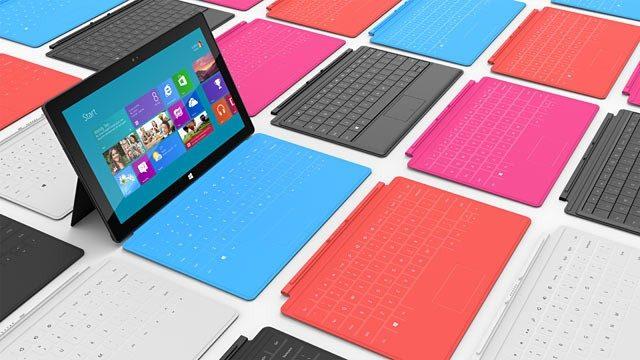 Surface Markası isim değiştiriyor