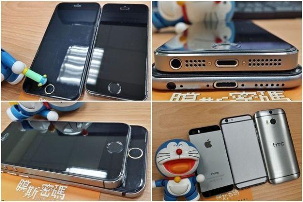 Su geçirmez Iphone 6 gelebilir