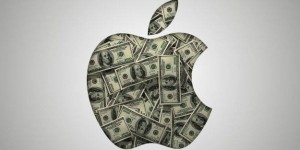 apple para logosu