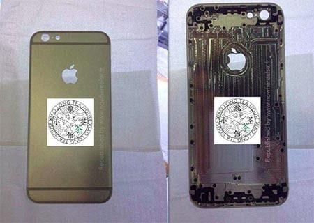 İphone 6 için yeni bir Sensör Daha