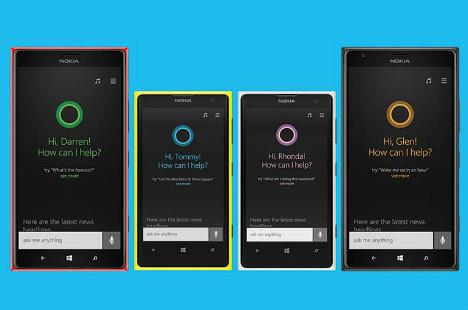 Cortana PC'ye Gelebilir!