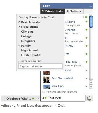 Facebook Sohbet Şimdi İnternet Tarayıcımızda