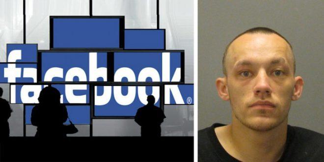 Hırsızlık Yaptığı Evde Facebook'a Girdi Yakalandı