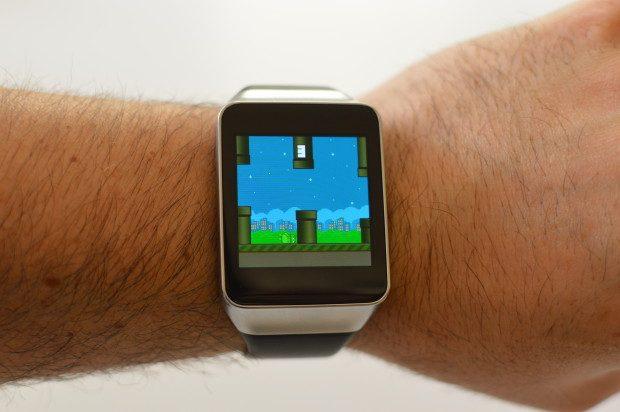 Android Wear için ilk oyun geliştirildi