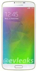 Gold Samsung Galaxy F tekrardan görüntülendi