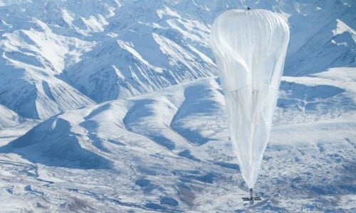 Google Balonları Ortalığı Karıştırdı