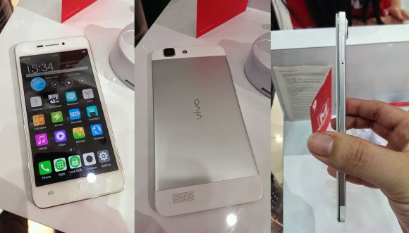 Ultra İnce Telefon Vivo X3S Satışa Sunuldu
