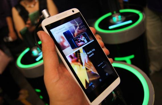 HTC Desire 610 geliyor