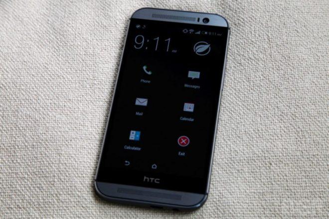 HTC M8 görücüye çıktı