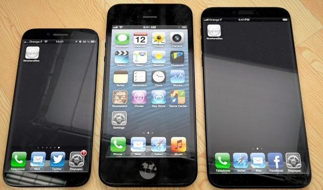 Yeni Iphone'lara ilgi büyük gibi görünüyor