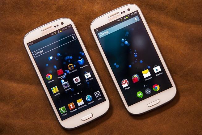 Galaxy S3 'e Kit Kat Güncellemesi Geldi!