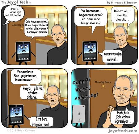 Haftanın Teknoloji Karikatürleri
