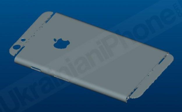 Iphone 6'nın boyutları belli oldu