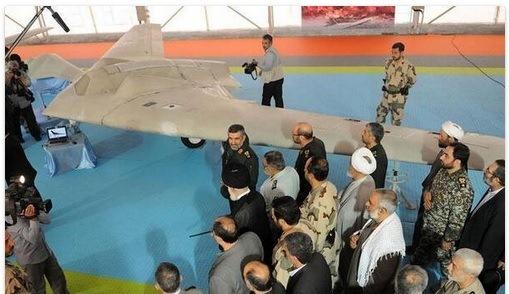 Amerika'nın insansız hava aracını IRAN'da kopyaladı