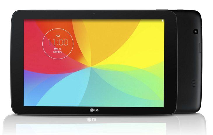LG, G Pad 10.1 özellikleri açıklandı