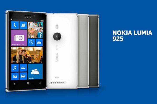 Nokia Lumia 925 İçin Finlandiya'da Cyan Güncellemesi Başladı