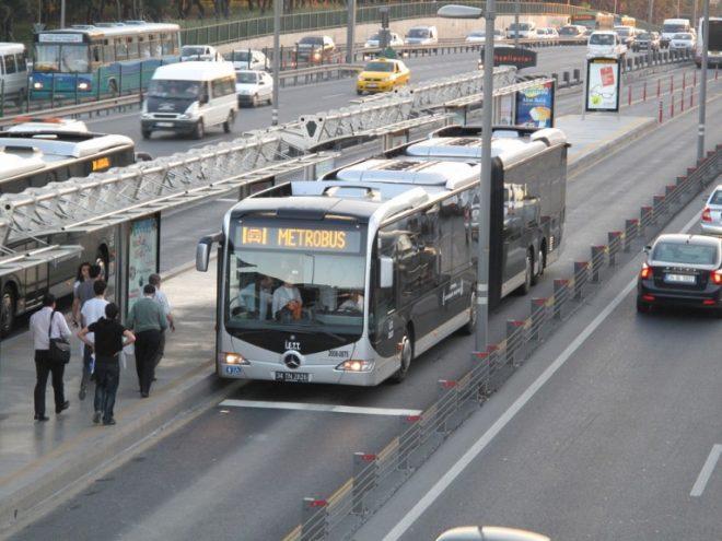 Metrobüste Bile İnternet olacak