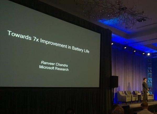 Microsoft, Akıllı Telefonların Bataryası 7 Kat Daha Fazla Dayanacak.