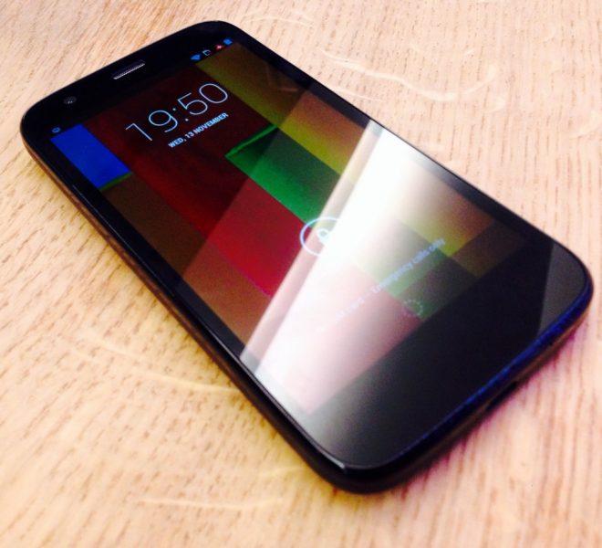 Motorola 5 ay içinde 1 Milyon cihaz sattı