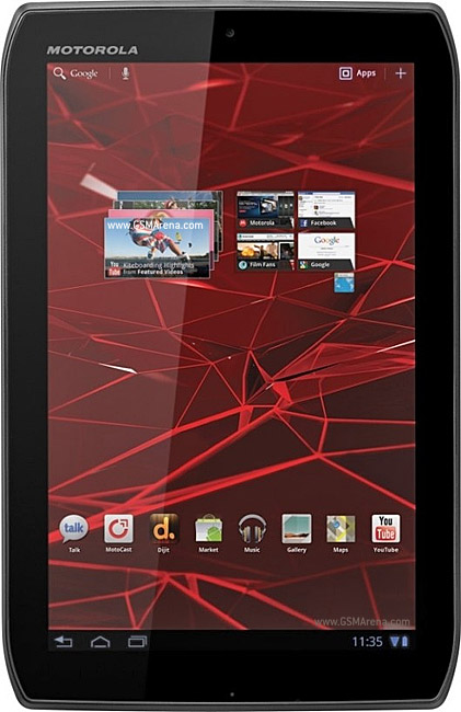 Motorola XOOM 2 Media Edition 3G MZ608