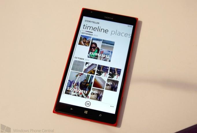 Nokia Story Teller güncellendi