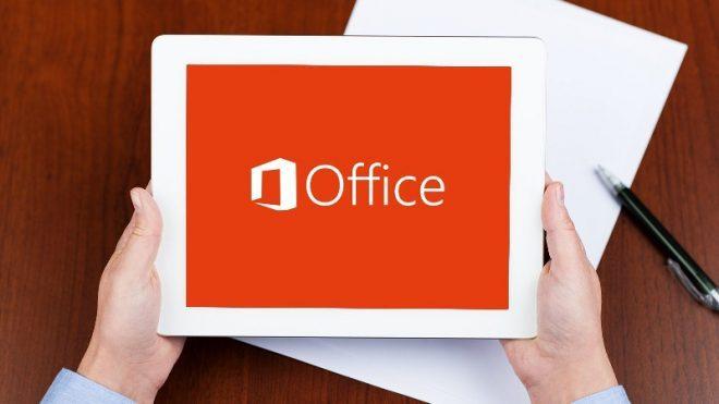 Word, Exel, PowerPoint ve OneNote'