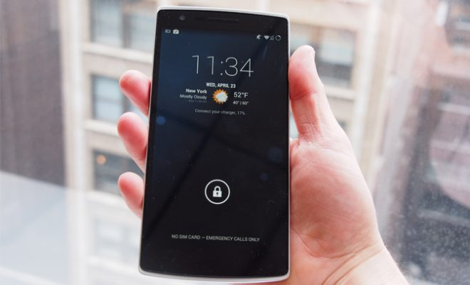 OnePlus One, kısa süre sonra Android L güncellemesi alacak