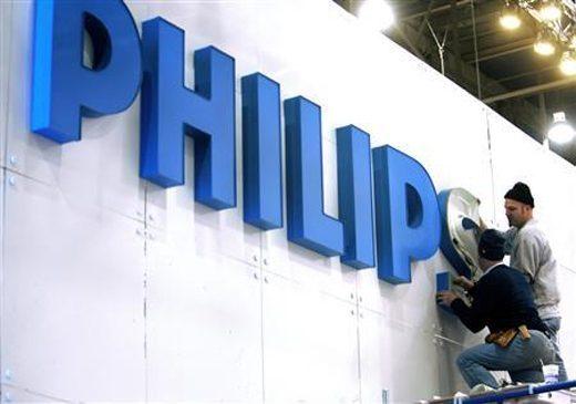Philips dünyanın en ince telefonu için kolları sıvadı