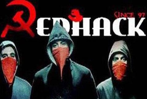 RedHack'ın Twitter Hesabı Kapatıldı