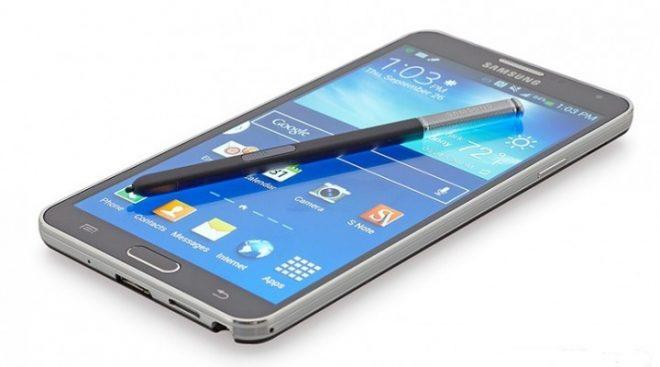 Galaxy Note 4, Elektrik mavisi ve Bakır sarısı ile gelecek!