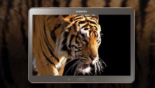 En Gerçekçi Görüntü İçin Samsung Galaxy Tab S