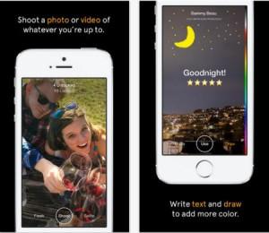 Facebook'tan Snapchat'a Rakip