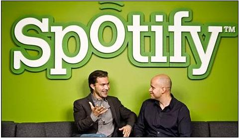 Spotify'den Çevrimdışı Müzik Keyfi