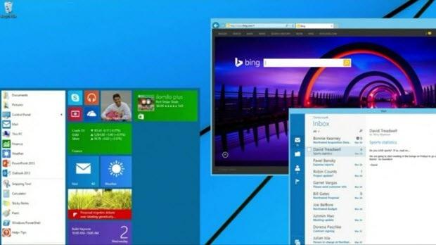 Windows 8.1 Update 2 Geliyor