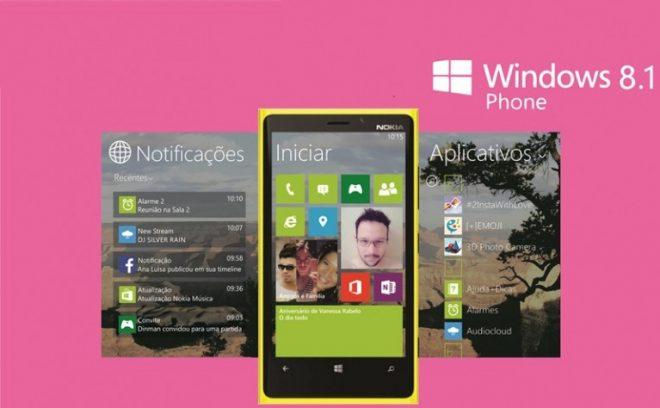 Windows phone 8.1 güncellemesine Microsoft'tan onay geldi