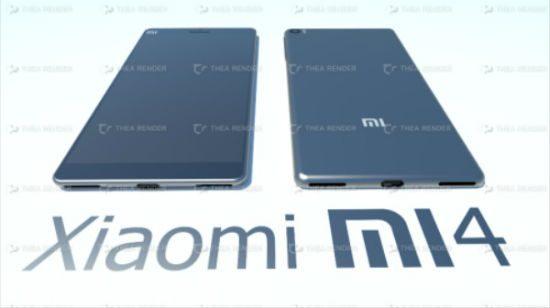 Xiaomi 22 Temmuz da Mi 4'ü tanıtacak