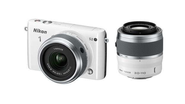 Nikon S2 yeni aynasız fotoğraf makinesi