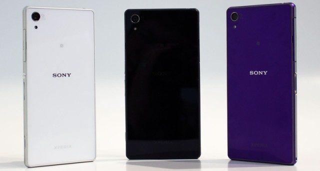 Sony, Z2'nin ön siparişine başladı