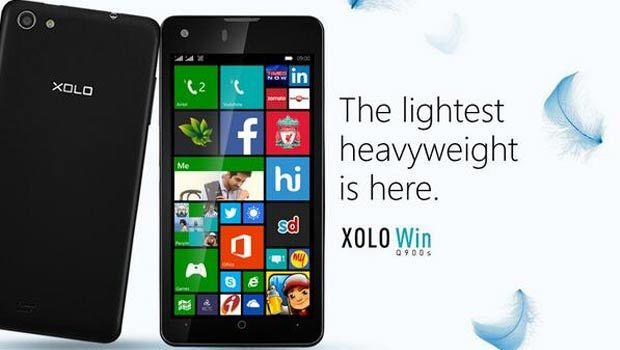 Xolo Ultra Hafif Windows Phone Telefonunu Duyurdu