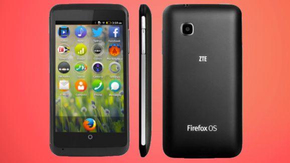 Son Sürüm Firefox OS ile ZTE Open C